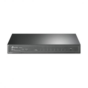 TP-LINK T1500G-8T JetStream-8-Port-Gigabit-Smart-Switch