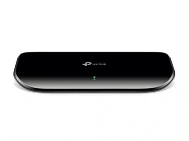 TP-LINK TL-SG1008D 8-Port-Gigabit-Desktop-Switch