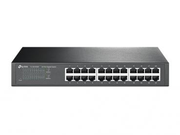 TP-LINK TL-SG1024D 24-Port-Gigabit-Desktop/Rackmount-Switch