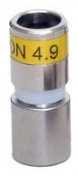 Cabelcon F SC-56-CX3 4.9 Short F-Quick Kompressionsstecker