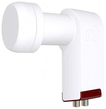 Inverto Red Extend Long-Neck Twin LNB 0.3dB