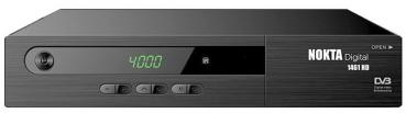 Nokta Digital HDTV-1461 FTA Sat-Receiver