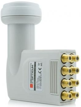 Opticum Octo LNB 40mm 0,1dB