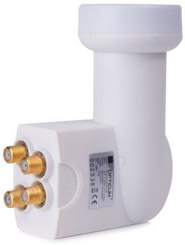 Opticum Quad LNB 0,1dB